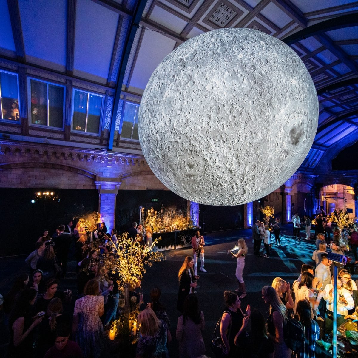 museum of the moon venue